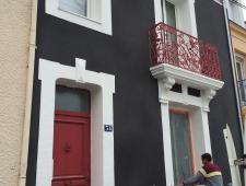 Ravalement de Façade - Saint Nazaire