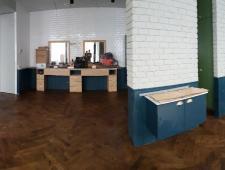 Rénovation d'un Salon de Barbier - Nantes