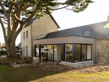 Rénovation d'une Maison en pierre - La Baule