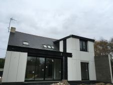 Transformation, Rénovation et Extension d'une Maison d'Habitation - Pornichet